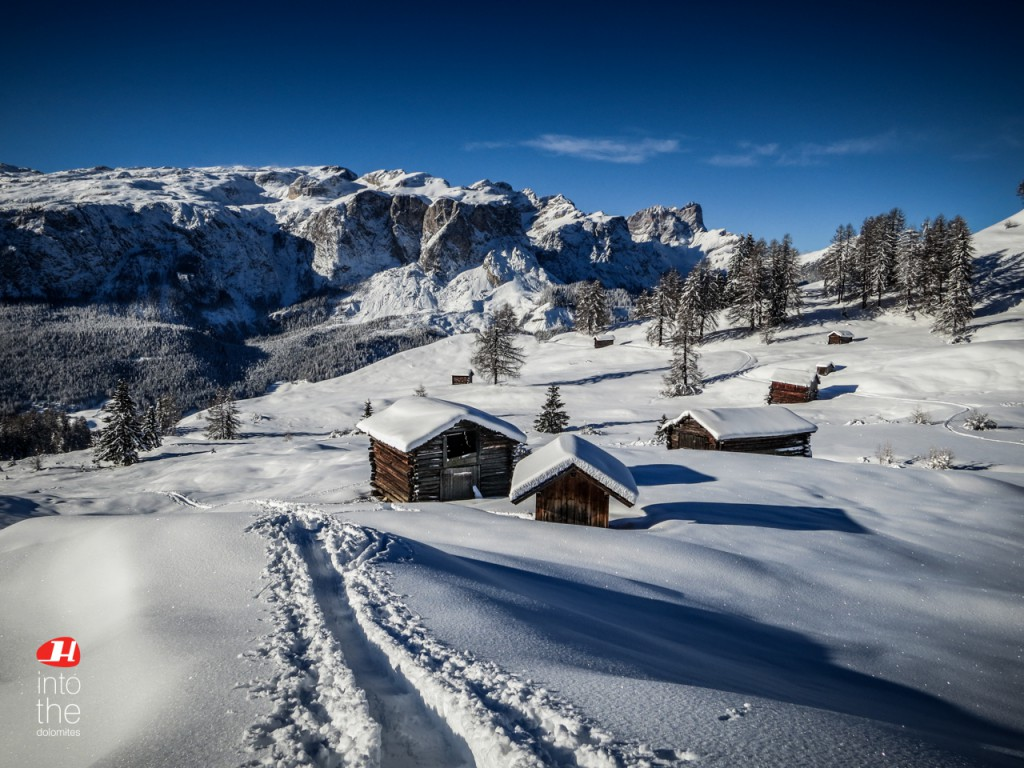 Dolomites Backcountry Skiing