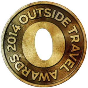 Outside Travel Awards Logo