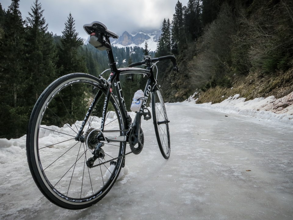 road bike hire dolomites
