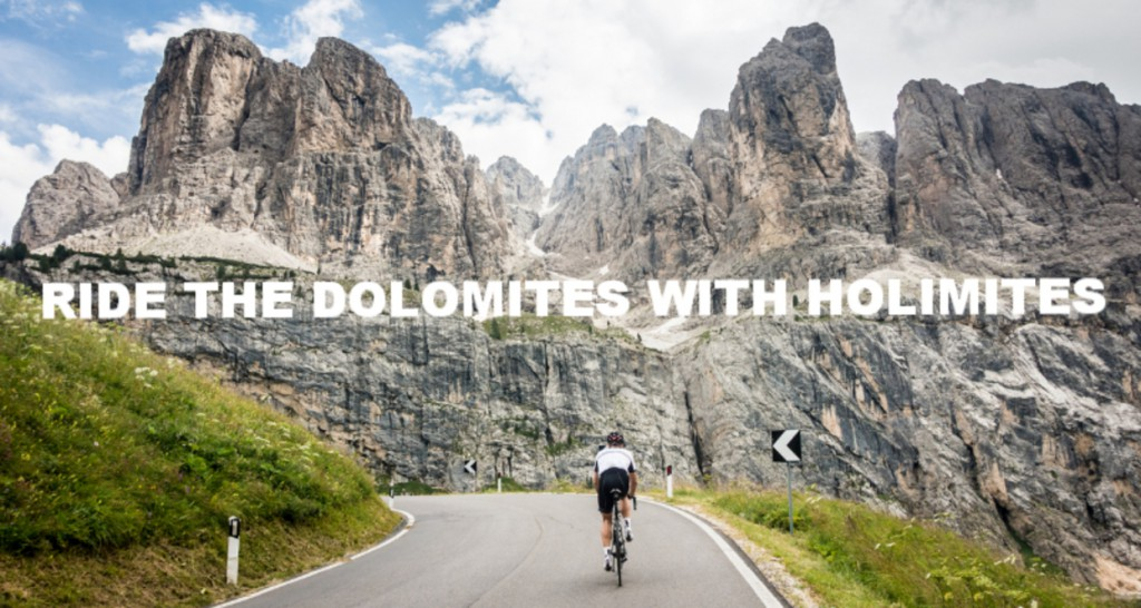 Road cycling Dolomites