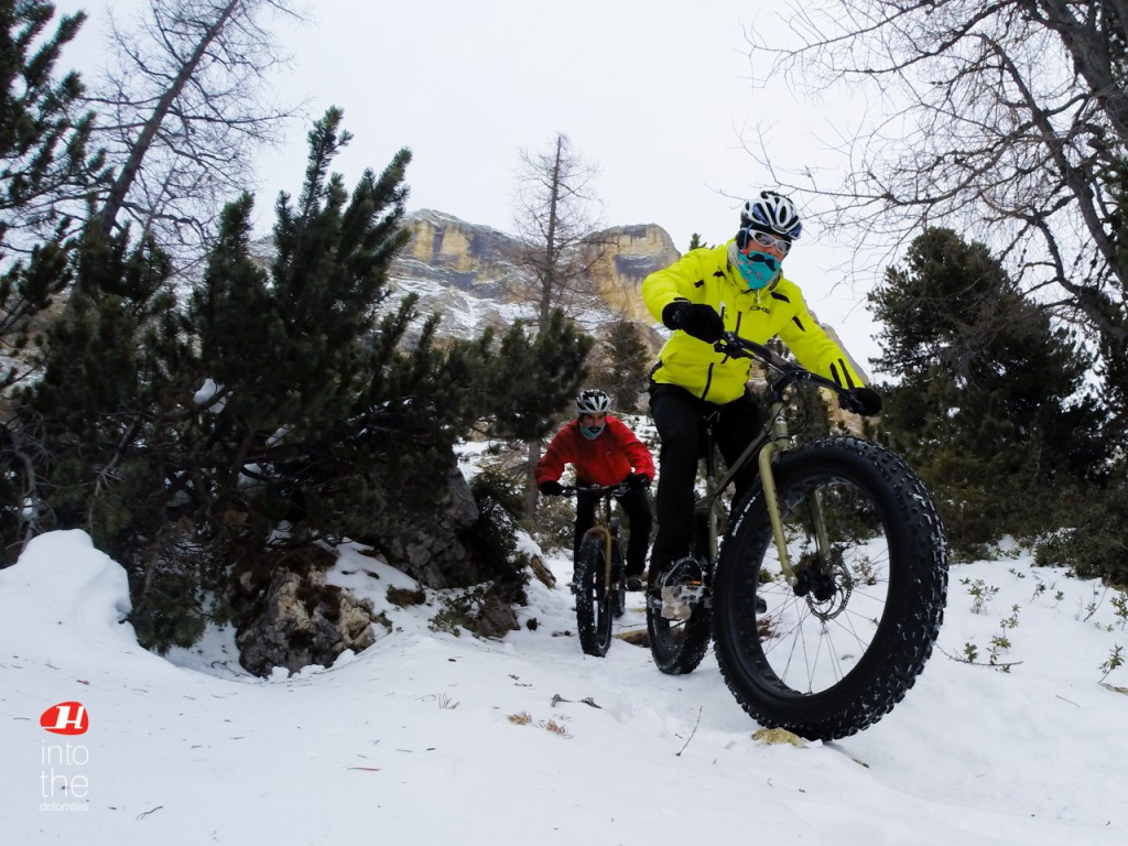 Fat Bike Dolomites