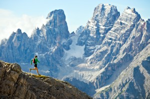 Trail Running Dolomites Traverse by Holimites
